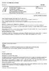 ČSN EN 61558-2-9 Bezpečnost výkonových transformátorů, napájecích zdrojů a podobných výrobků - Část 2-9: Zvláštní požadavky pro transformátory pro ruční svítidla třídy ochrany III se žárovkami