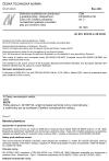 ČSN EN 60335-2-38 ed. 3 Elektrické spotřebiče pro domácnost a podobné účely - Bezpečnost - Část 2-38: Zvláštní požadavky na elektrické opékače a kontaktní grily pro komerční účely