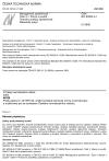 ČSN IEC 60300-3-1 Management spolehlivosti - Část 3-1: Pokyn k použití - Techniky analýzy spolehlivosti - Metodický pokyn