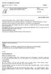 ČSN EN ISO 3882 Kovové a jiné anorganické povlaky - Přehled metod měření tloušťky