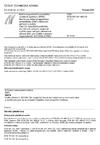 ČSN ETSI EN 301 489-23 V1.2.1 Elektromagnetická kompatibilita a rádiové spektrum (ERM) - Norma pro elektromagnetickou kompatibilitu (EMC) rádiových zařízení a služeb - Část 23: Specifické podmínky pro rádiové zařízení, opakovač a přidružené zařízení základnové stanice (BS), pro CDMA s přímým rozprostřením, IMT-2000 (UTRA)