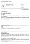 ČSN EN 60684-1 Ohebné izolační trubičky - Část 1: Definice a všeobecné požadavky