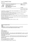ČSN EN ISO 15616-3 Zkoušky přípustnosti CO₂ laserových zařízení pro vysoce jakostní svařování a řezání - Část 3: Kalibrace zařízení pro měření průtoku a tlaku plynu