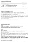 ČSN EN 13880-11 Zálivky za horka - Část 11: Zkušební metoda pro přípravu asfaltových zkušebních těles užívaných pro funkční zkoušku a pro stanovení kompatibility s asfaltovými vozovkami