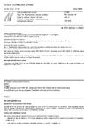 ČSN EN 60034-14 ed. 2 Točivé elektrické stroje - Část 14: Mechanické vibrace určitých strojů s výškou osy od 56 mm - Měření, hodnocení a mezní hodnoty mohutnosti vibrací