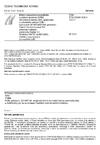 ČSN ETSI EN 301 908-4 V2.2.1 Elektromagnetická kompatibilita a rádiové spektrum (ERM) - Základnové stanice (BS), opakovače a uživatelská zařízení (UE) buňkových sítí IMT-2000 třetí generace - Část 4: Harmonizovaná EN pokrývající základní požadavky článku 3.2 Směrnice R&TTE na IMT-2000, CDMA s více nosnými (cdma2000) (UE)