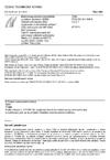 ČSN ETSI EN 301 908-6 V2.2.1 Elektromagnetická kompatibilita a rádiové spektrum (ERM) - Základnové stanice (BS), opakovače a uživatelská zařízení (UE) buňkových sítí IMT-2000 třetí generace - Část 6: Harmonizovaná EN pokrývající základní požadavky článku 3.2 Směrnice R&TTE na IMT-2000, CDMA TDD (UTRA TDD) (UE)