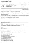 ČSN EN ISO 8362-3 Obaly pro injekční přípravky a příslušenství - Část 3: Hliníkové lemovací uzávěry pro injekční lahvičky