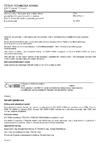 ČSN EN 10263-3 Ocelové dráty válcované, tyče a dráty tažené pro pěchování a protlačování za studena - Část 3: Technické dodací podmínky pro oceli k cementování