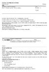 ČSN EN 1991-1-3 Eurokód 1: Zatížení konstrukcí - Část 1-3: Obecná zatížení - Zatížení sněhem