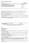 ČSN EN 13617-2 Benzinové čerpací stanice - Část 2: Bezpečnostní požadavky na konstrukci a provedení bezpečnostních spojek používaných na měrných čerpadlech a výdejních pistolích