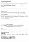 ČSN EN 1748-1-1 Sklo ve stavebnictví - Zvláštní základní výrobky - Borosilikátová skla - Část 1-1: Definice a obecné fyzikální a mechanické vlastnosti