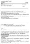 ČSN EN 12697-38 Asfaltové směsi - Zkušební metody pro asfaltové směsi za horka - Část 38: Všeobecné zařízení a kalibrace