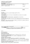ČSN EN 61472 Práce pod napětím - Minimální pracovní vzdálenosti pro AC sítě s rozsahem napětí 72,5 kV až 800 kV - Výpočtová metoda