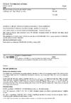 ČSN EN 490 Betonové tašky a tvarovky pro střešní krytiny a obklady stěn - Specifikace výrobku