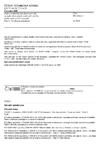 ČSN EN 10163-1 Dodací podmínky pro jakost povrchu za tepla válcovaných ocelových plechů, široké oceli a tyčí tvarových - Část 1: Všeobecné požadavky
