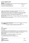 ČSN EN 12502-4 Ochrana kovových materiálů proti korozi - Návod na stanovení pravděpodobnosti koroze v soustavách pro distribuci a skladování vody - Část 4: Faktory ovlivňující korozivzdorné oceli