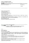 ČSN IEC 60050-826 Mezinárodní elektrotechnický slovník - Část 826: Elektrické instalace