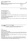 ČSN EN 61338-1 Dielektrické rezonátory vlnovodového typu - Část 1: Kmenová specifikace