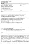 ČSN ETSI EN 300 674-2-2 V1.1.1 Elektromagnetická kompatibilita a rádiové spektrum (ERM) - Telematika v silniční dopravě a provozu (RTTT) - Přenosová zařízení pro vyhrazené komunikace krátkého dosahu (DSRC) (500 kbit/s / 250 kbit/s) pracující v průmyslovém, vědeckém a lékařském (ISM) pásmu 5,8 GHz - Část 2: Harmonizovaná EN podle článku 3.2 Směrnice R&TTE - Podčást 2: Požadavky na palubní jednotky (OBU)