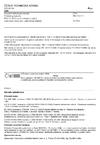 ČSN EN 12312-11 Pozemní zařízení pro letadla - Zvláštní požadavky - Část 11: Vozíky pro kontejnery/palety a přívěsné vozíky pro volně ložené náklady