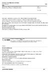 ČSN EN 872 Jakost vod - Stanovení nerozpuštěných látek - Metoda filtrace filtrem ze skleněných vláken