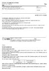 ČSN EN 61511-2 Funkční bezpečnost - Bezpečnostní přístrojové systémy pro sektor průmyslových procesů - Část 2: Metodický pokyn pro používání IEC 61511-1