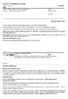 ČSN EN ISO 2063 Žárové stříkání - Kovové a jiné anorganické povlaky - Zinek, hliník a jejich slitiny