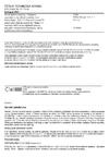 ČSN ETSI EN 302 217-2-2 V1.1.3 Pevné rádiové systémy - Vlastnosti a požadavky na zařízení a antény mezi dvěma body - Část 2-2: Harmonizovaná EN pokrývající základní požadavky článku 3.2 Směrnice R&TTE pro digitální systémy pracující v kmitočtových pásmech, kde se používá kmitočtová koordinace