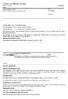 ČSN EN 10088-1 Korozivzdorné oceli - Část 1: Přehled korozivzdorných ocelí