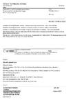 ČSN EN ISO 13426-2 Geotextilie a výrobky podobné geotextiliím - Pevnost vnitřních strukturálních spojů - Část 2: Geokompozita