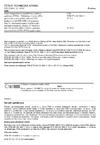ČSN ETSI EN 301 908-11 V2.3.1 Elektromagnetická kompatibilita a rádiové spektrum (ERM) - Základnové stanice (BS), opakovače a uživatelská zařízení (UE) buňkových sítí IMT-2000 třetí generace - Část 11: Harmonizovaná EN pokrývající základní požadavky článku 3.2 Směrnice R&TTE na IMT-2000, CDMA s přímým rozprostřením (UTRA FDD) (opakovače)