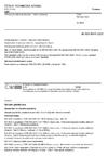 ČSN EN ISO 8041 Vibrace působící na člověka - Měřicí přístroje