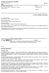 ČSN EN 60068-2-80 Zkoušení vlivů prostředí - Část 2-80: Zkoušky - Zkouška Fi: Vibrace - Smíšený mód