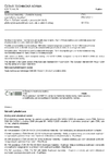 ČSN EN 14532-1 Svařovací materiály - Zkušební metody a požadavky na jakost - Část 1: Základní metody a posuzování shody přídavných materiálů pro ocel, nikl a niklové slitiny