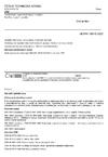 ČSN 83 9021 Technologie vegetačních úprav v krajině - Rostliny a jejich výsadba