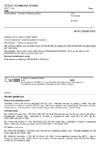 ČSN EN 60308 Vodní turbíny - Zkoušení řídicích systémů