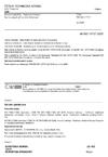 ČSN EN ISO 12737 Kovové materiály - Stanovení lomové houževnatosti při rovinné deformaci