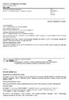 ČSN EN 60695-6-1 ed. 2 Zkoušení požárního nebezpečí - Část 6-1: Ztemnění kouřem - Všeobecný návod