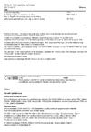 ČSN EN 14532-2 Svařovací materiály - Zkušební metody a požadavky na jakost - Část 2: Doplňkové metody a posuzování shody přídavných materiálů pro ocel, nikl a niklové slitiny
