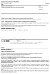 ČSN EN 1103 Textilie - Oděvní textilie - Podrobný postup pro zjišťování chování při hoření