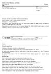 ČSN EN 12255-16 Čistírny odpadních vod - Část 16: Filtrace odpadních vod