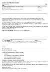 ČSN EN 725-8 Speciální technická keramika - Zkušební metody pro keramické prášky - Část 8: Stanovení sypné hmotnosti po setřesení