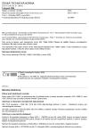 ČSN ISO 11866-1 Mléko a mléčné výrobky - Stanovení počtu presumptivních Escherichia coli - Část 1: Technika MPN s použitím 4-methylumbeliferyl-β-D-glukuronidu (MUG)