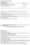 ČSN ISO 11866-2 Mléko a mléčné výrobky - Stanovení počtu presumptivních Escherichia coli - Část 2: Technika počítání kolonií vykultivovaných při 44 °C s použitím membrán