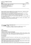 ČSN EN 15136 Materiály a předměty ve styku s potravinami - Určité epoxyderiváty podléhající omezením - Stanovení BADGE, BFDGE a jejich hydroxyderivátů a chlorovaných derivátů v simulantech potravin