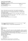 ČSN EN 1994-1-2 Eurokód 4: Navrhování spřažených ocelobetonových konstrukcí - Část 1-2: Obecná pravidla - Navrhování konstrukcí na účinky požáru