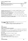ČSN EN 14702-1 Charakterizace kalů - Usazovací vlastnosti - Část 1: Stanovení usaditelnosti (Stanovení podílu objemu kalu a objemového indexu kalu)