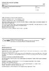 ČSN EN 12352 Řízení dopravy na pozemních komunikacích - Výstražná světla