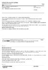 ČSN EN 13758-1 +A1 Textilie - Ochranné vlastnosti proti UV slunečnímu záření - Část 1: Metoda pro zkoušení oděvních textilií